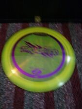 Discraft Elite Z Thrasher First Run 167-169 gram yellow Golf Disc
