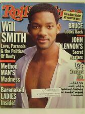 1998 Rolling Stone Magazine: Will Smith/John Lennon/Barenaked Ladies/Method Man