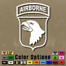 101st Airborne Division decal logo Bumper Sticker us army insignia military