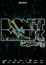 Don't Panic Snowboard DVD by Isenseven Extreme Sports Video Movie