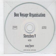 (GN298) Bon Voyage Organisation, Shenzhen V - DJ CD