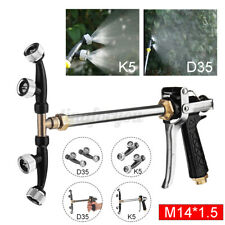 Garden Pressure Sprayer Spray Gun Weed Killer Tree Atomizing Nozzle Agricultural