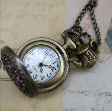 DRINK ME tea Watch necklace pendant Alice in Wonderland party umbrellalaboratory