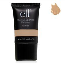 E.L.F Cosmetics Make up Maximum Coverage Concealer,Oil-Free Beige Makeup elf E84