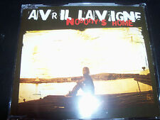 Avril Lavigne Nobody's Home Rare Australian 4 Track CD Single - Like New