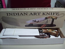 COLLECTION SERIES  ART KNIFE- EAGLE DESIGN