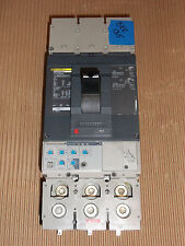 Square D Powerpact Djl Djl36600E53 600 Amp Circuit Breaker Lsi djl36600e53aasolw