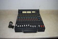 Sony MX-P61 12 Channel Mixing Console Mixer w/ Power Supply