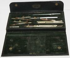 Antique 19C A G Thornton Ltd. Techset series Drawing Set - FREE Postage [PL1241]