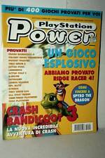 RIVISTA PLAYSTATION POWER ANNO 4 NUMERO 2 FEBBRAIO 1999 USATA ED ITA VBC 48821