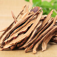250g Dried Mushrooms Ganoderma Lucidum Slices Tea Loose Wild Lingzhi Health Food