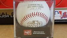 2012 Rawlings Official WORLD SERIES Baseball SAN FRANCISCO GIANTS