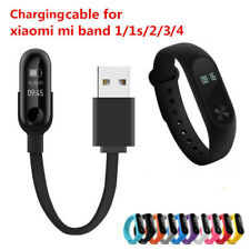 USB Charging Cable Dock Charger For Xiaomi Mi Band 1/1s/2/3/4 Fitness Tracker