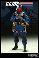 Sideshow GI JOE 1/6 Scale COBRA OFFICER Action Figure Doll COBRA ENEMY