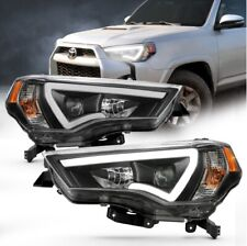 Anzo 111416 Projector Headlight Set w/Amber For 14-18 Toyota 4Runner NEW