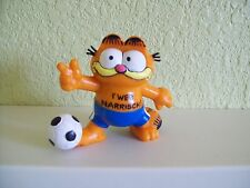 "Garfield Bully West Germany Figure 2"" Soccer Player I'wer Narrisch! Toy"