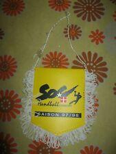 Ancien FANION SOC CHAMBÉRY (SAVOIE MONT-BLANC HANDBALL CSH) SAISON 97/98 Hand