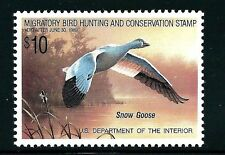 US SCOTT #RW55 - FEDERAL DUCK - MINT NEVER HINGED -  SCV $15.00