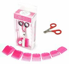Scaredy Cut Silent Pet Clipper with Ultimate Touch Cat Claw Clipper