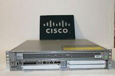 Cisco ASR1002 ASR1000-ESP10 ASR1002-10G/K9 Dual ASR1002-PWR-AC
