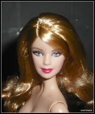 NUDE BARBIE MATTEL BLONDE HOLIDAY 2015 STUNNING  MODEL MUSE DOLL FOR OOAK