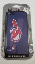 CLEVELAND INDIANS 3D Hard Protective Cell Phone Case for the IPhone 5