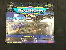 GALOOB MICRO MACHINES COLLECTION MINBARI NARN FIGHTER STAR TREK BABYLON 5 #4