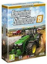 Collector Farming Simulator 19 PC neuf sous blister