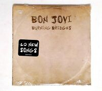 Bon Jovi ‎– Burning Bridges B0023738-02 US  CD, Album SEALED