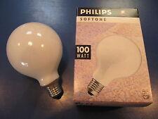 RARITé PHILIPS OPALINA GLOBE G95 E27 100W 240V opale blanc Lampe GLOBE