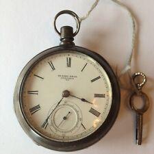 Antique HOWARD BROS. FREDONIA NY Pocket Watch