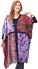 Pink Kimono Jacket Batik Cute fashion one size fits all m l xl 1x 2x 3x 4x ZN827