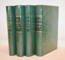 Carena: VOCABOLARIO ARTI MESTIERI DOMESTICO 4 volumi edizioni '800 Artigianato