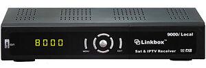 New Linkbox 9000i Local HD iPTV Satellite