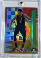 2018-19 Panini Donruss Optic All-Stars Holo Giannis Antetokounmpo #14, Refractor