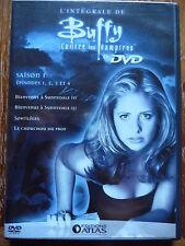 Buffy contre les vampires Saison 1 dvd 1 épisodes 1, 2, 3 et 4  1997