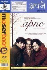 Apne (Hindi DVD) (2007) (English Subtitles) (Brand New Original DVD)