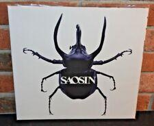 SAOSIN - Self Titled, Limited 180Gr WHITE/SMOKE COLORED VINYL Gatefold NEW!