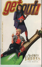 AB FAB Absolutely Fabulous movie Get Out GAY NYC magazine Jennifer Saunders 2016
