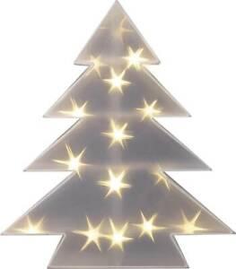 Polarlite LED-Weihnachtsdekoration Weihnachtsbaum Warm-Weiß LDE-Beleuchtung hh