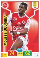 285 MOUSSA DOUMBIA # MALI STADE DE REIMS CARD ADRENALYN LIGUE 1 2020 PANINI