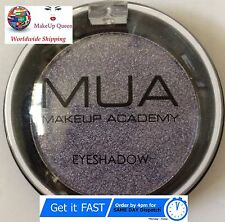 MUA Makeup Academy Lilac Eyeshadow Mono Pearl Shimmer Eye Shadow