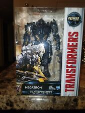 New Transformers MEGATRON The Last Knight Voyager Class Premier Movie Jet Robot