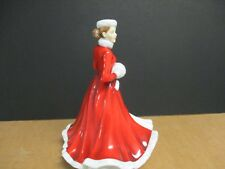 Royal Doulton pretty ladies NOELLE HN5766 Limited Edition Autographed