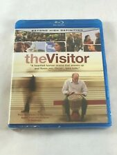 The Visitor [Blu-Ray] - Brand New / Sealed + FREE GIFT