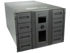 HP STORAWORKS MSL8096 TAPE LIBRARY