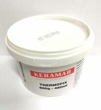 AGA Stove Rope glue/adhesive Thermofix 480ml tub 1100 c
