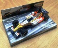 MINICHAMPS 400 070073 RENAULT F1 TEAM model SHOW cars G Fisichella 2007 1:43rd