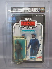 "Star Wars ESB ""BESPIN SECURITY GUARD"" Black AFA Empire Strikes 1982 Vintage"