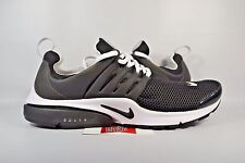 NEW Nike Air Presto BR Breeze QS BLACK WHITE OREO 789869-001 sz XS (8-9 Men)